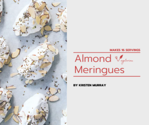 Aniseed and Almond Meringues